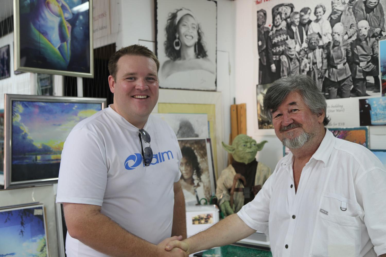 The Yoda Guy – Nick Maley