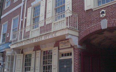 Benjamin Franklin's Home