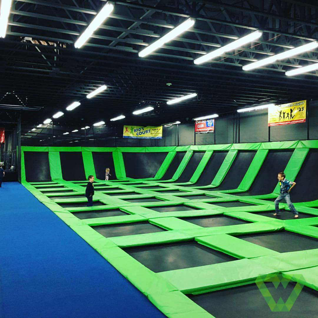 The Wairhouse Trampoline Park Wesley Adventures